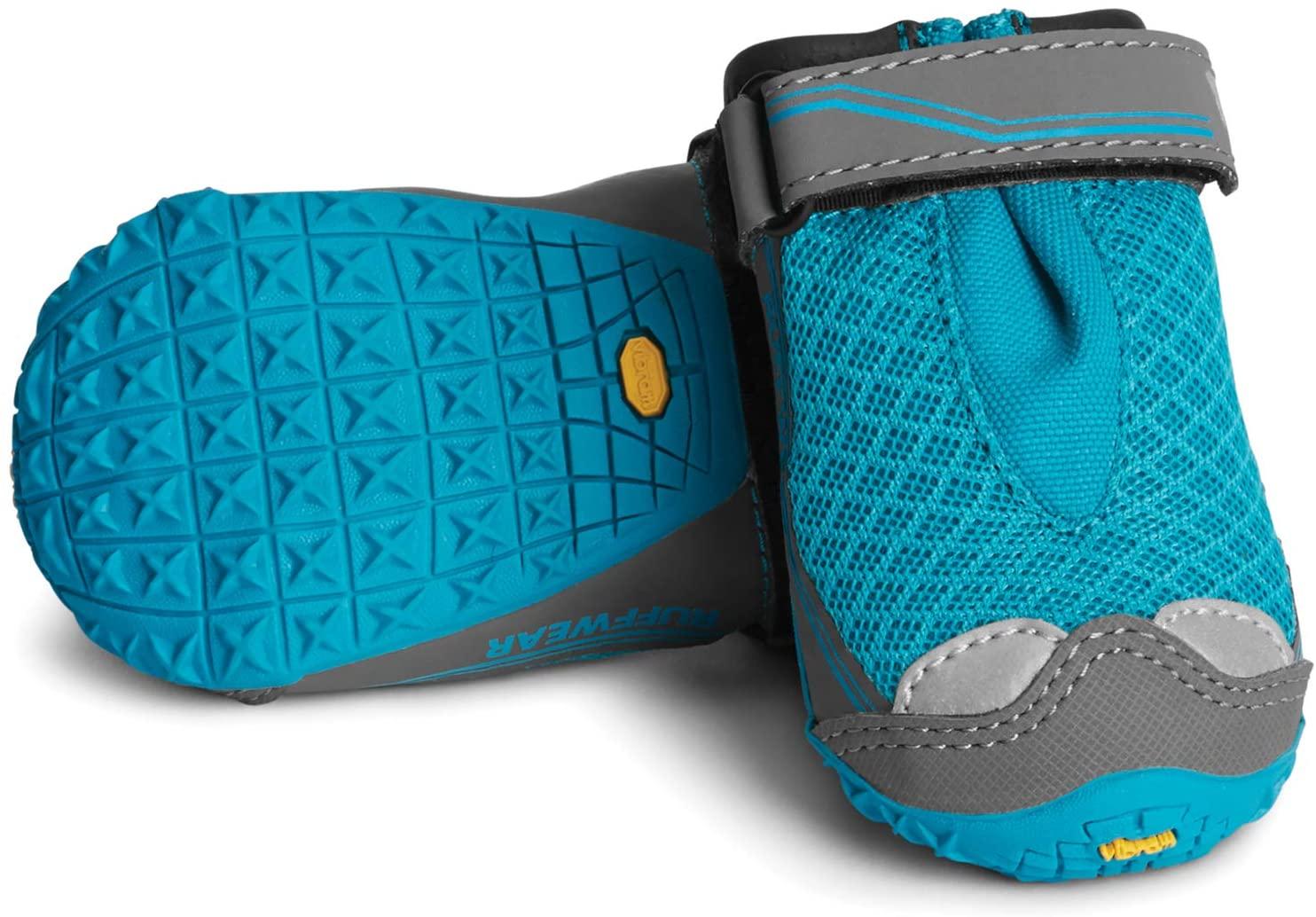Ruffwear Grip Trex - set of 2 - Blue Spring