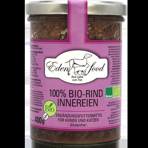 Edenfood 100% Bio im Glas 400g