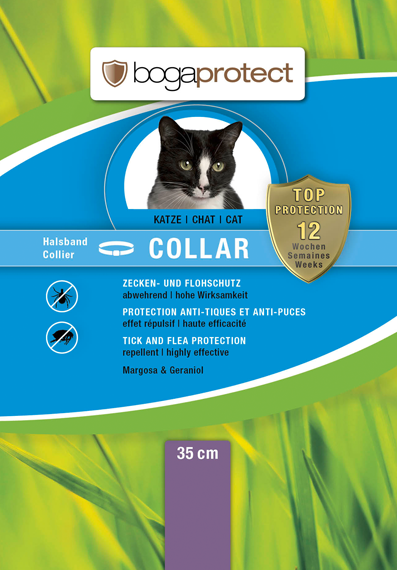 Bogaprotect Collar Katze 35cm