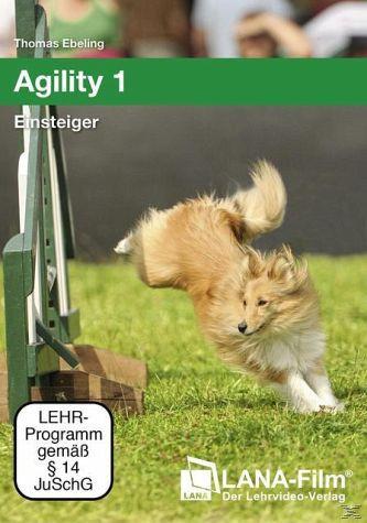 "Agility 1 - Einsteiger [DVD] ""Ebeling"""