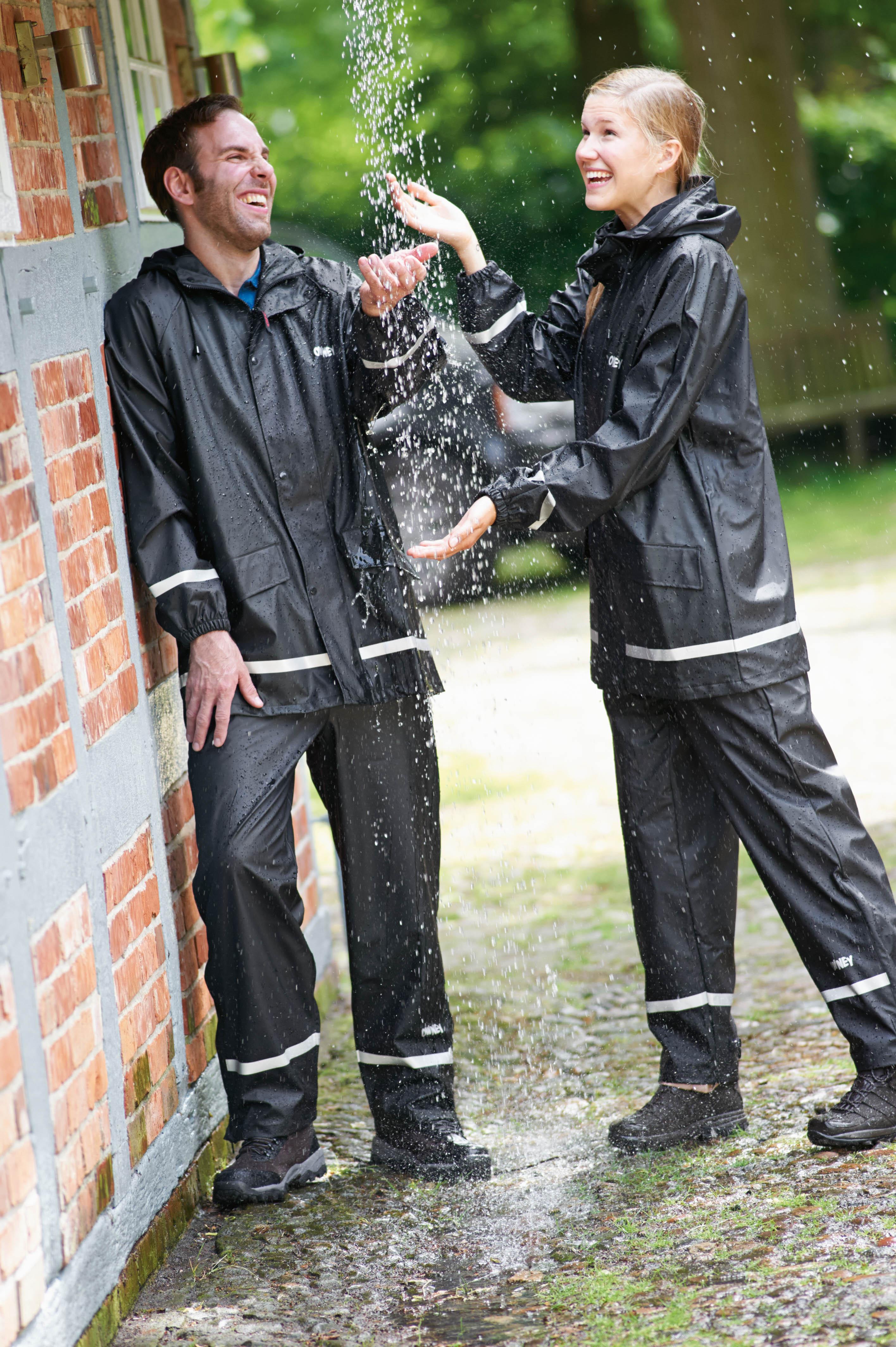 Owney Imaq Rain Pants anthracite