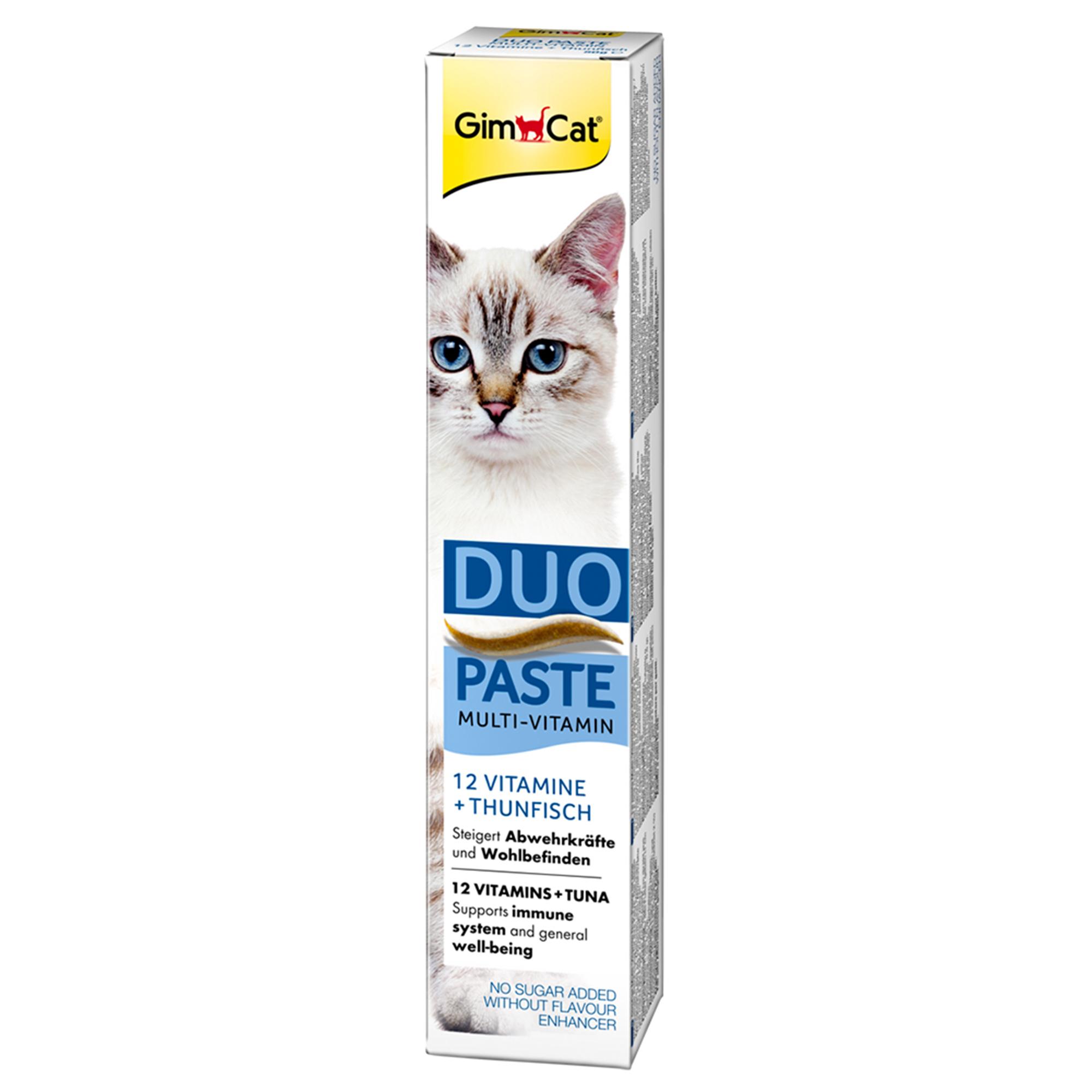 GimCat Multi-Vitamin Duo-Paste