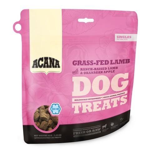 Acana Treats - Grass-Fed Lamb Dog