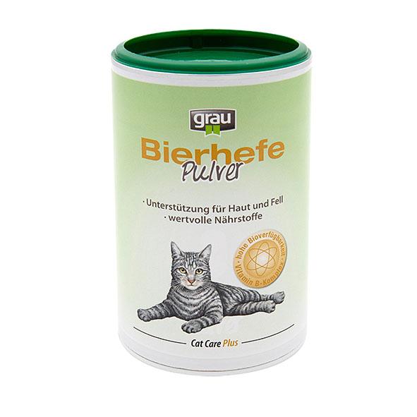 Grau Cat Care Plus Bierhefe 150g