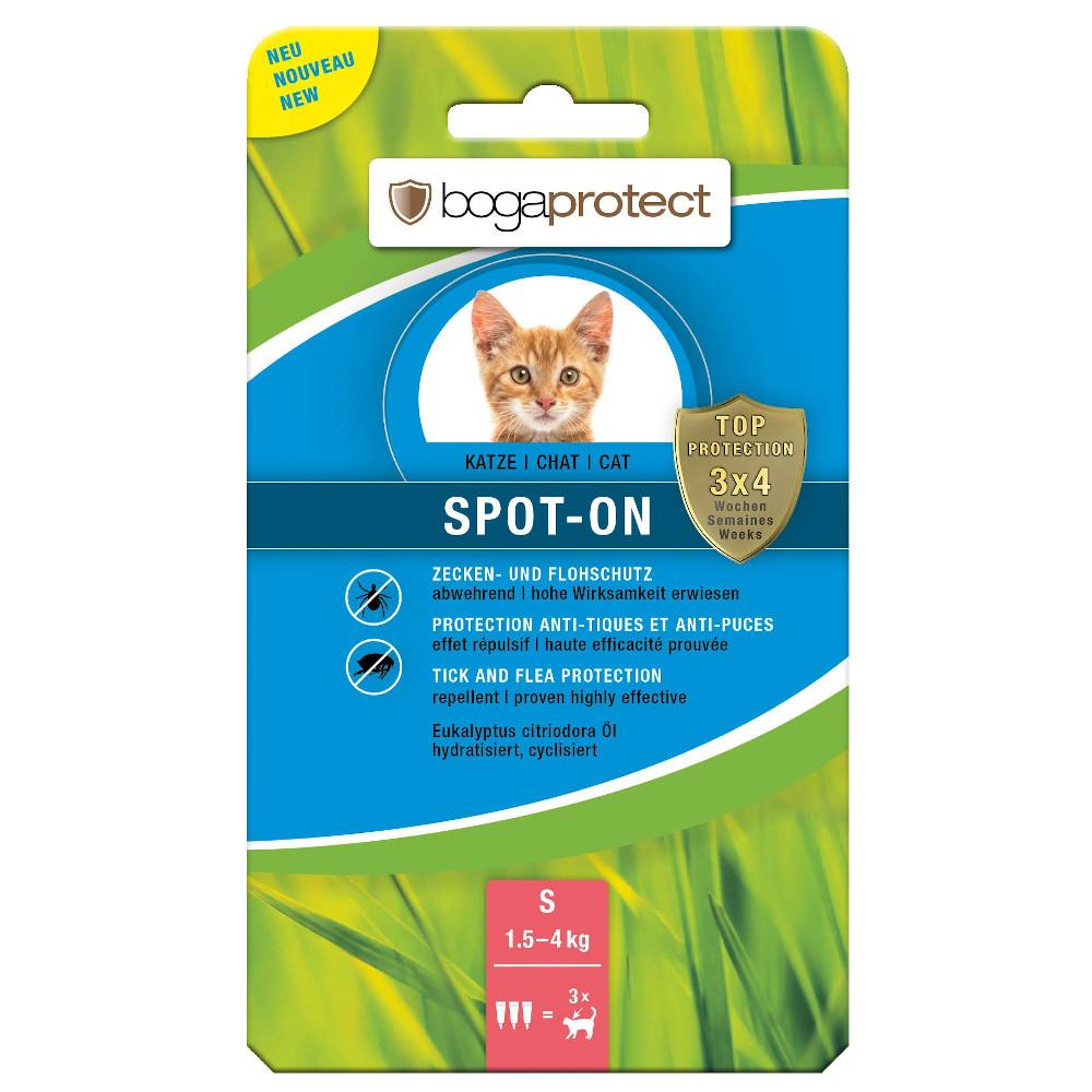 Bogaprotect Spot-On Katze
