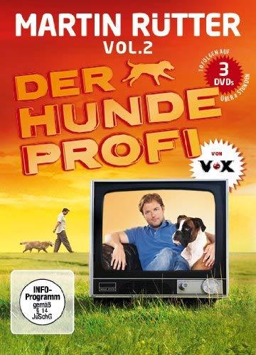 "Der Hundeprofi Vol.2 [3 DVDs] ""Martin Rütter"""