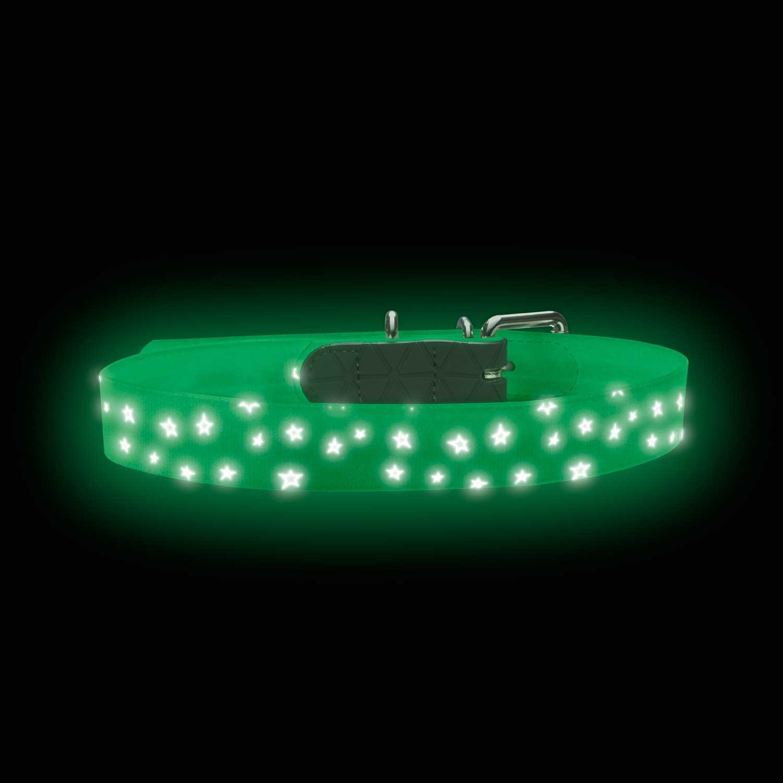 Hunter Halsband Convenience Reflect Glow, fluoreszierend