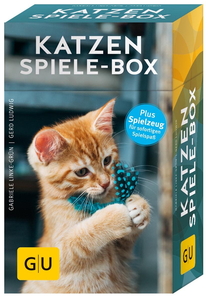 Katzen-Spiele-Box [Gabriele Linke-Grün]