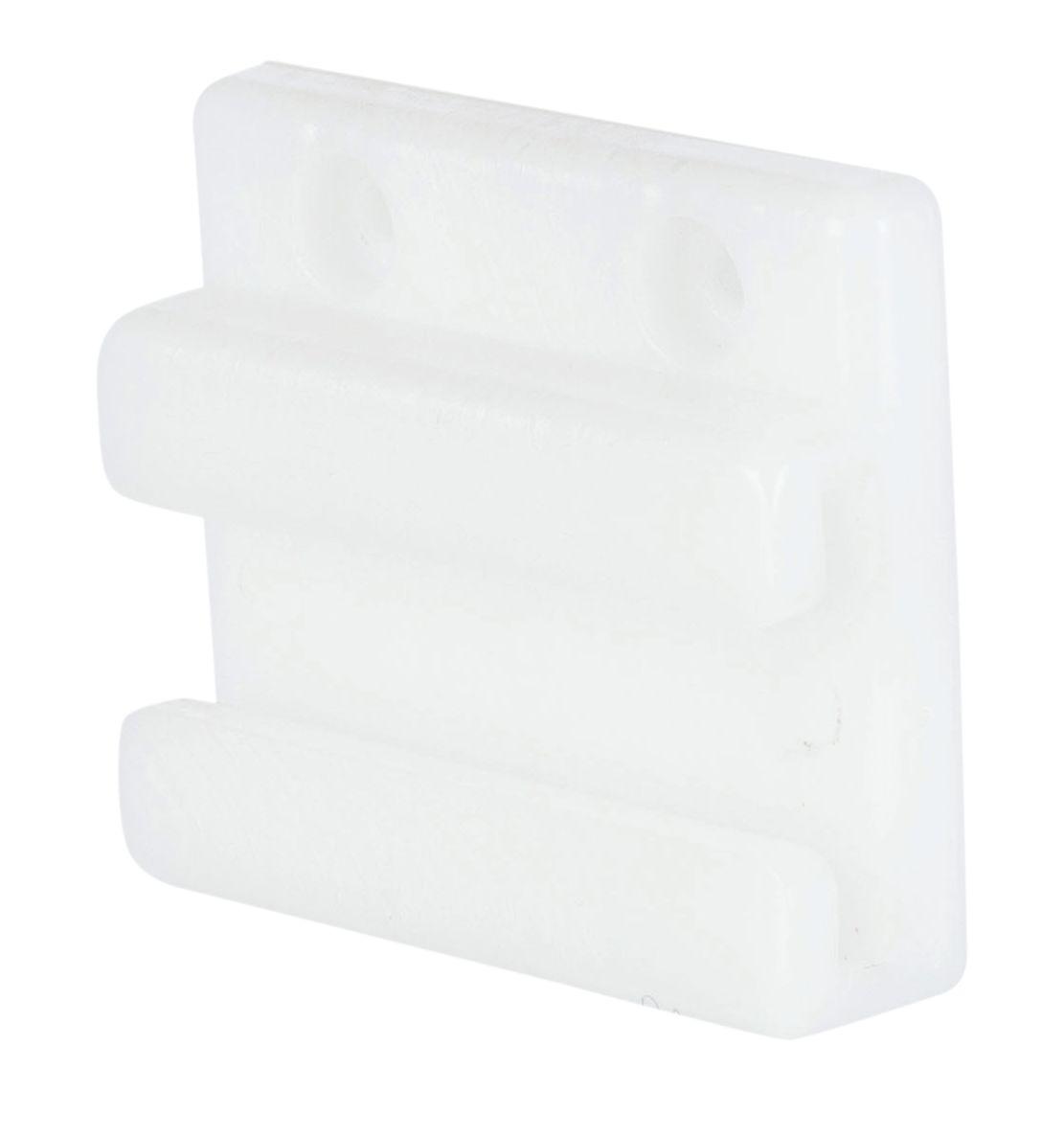 Trixie Schutzgitter für Fenster, oben/unten, ausziehbar 75125 × 16cm, weiß