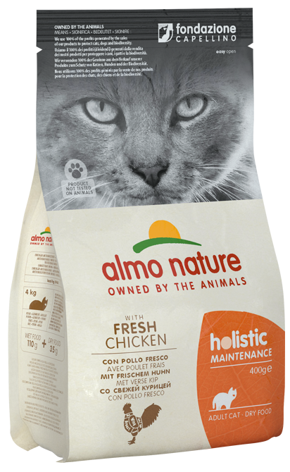 Almo Nature PFC Holistic Dry