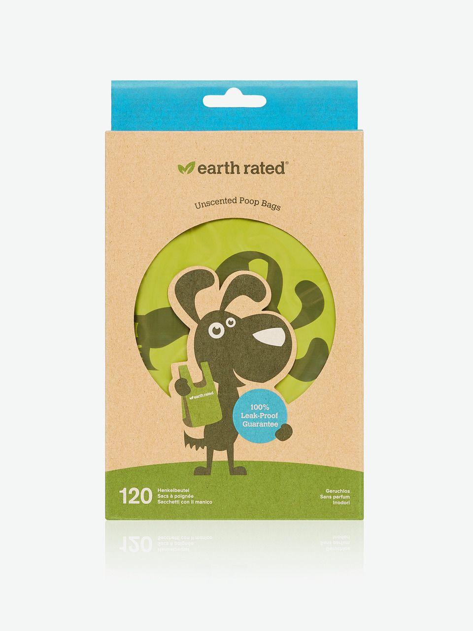 Earth Rated® Kotbeutel