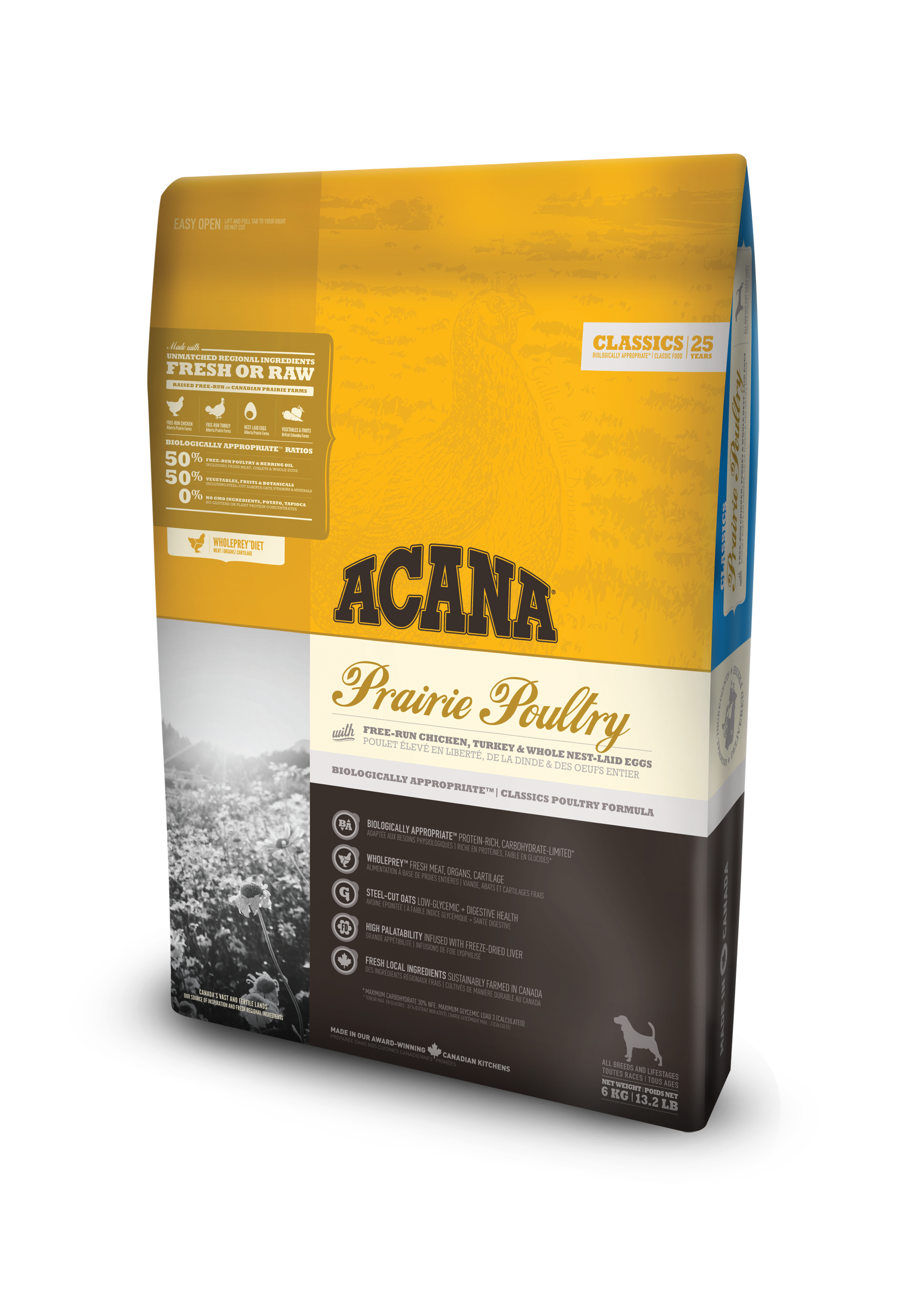 Acana Classic - Prairie Poultry