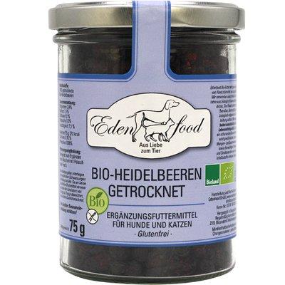 Edenfood Bio-Heidelbeere 75g