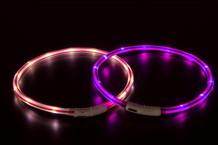 Karlie Visio Light Led Schlauchhalsband