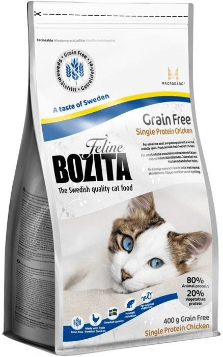 Bozita Katze Trockenfutter Grain Free Single Protein Chicken