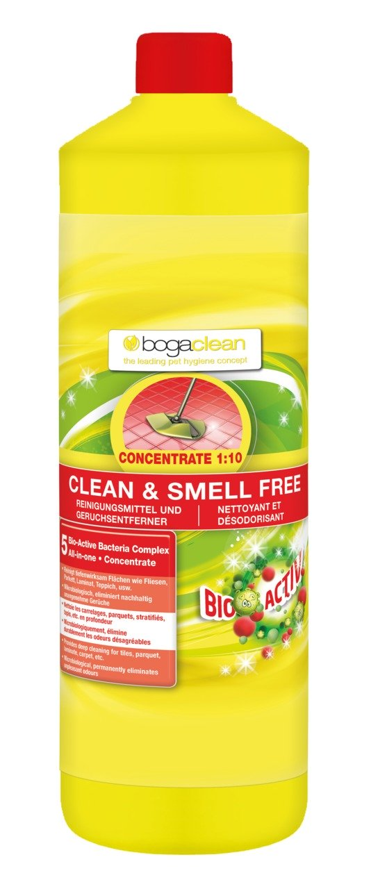 Bogaclean Clean & Smell Free Concentrate 1:10 1000ml
