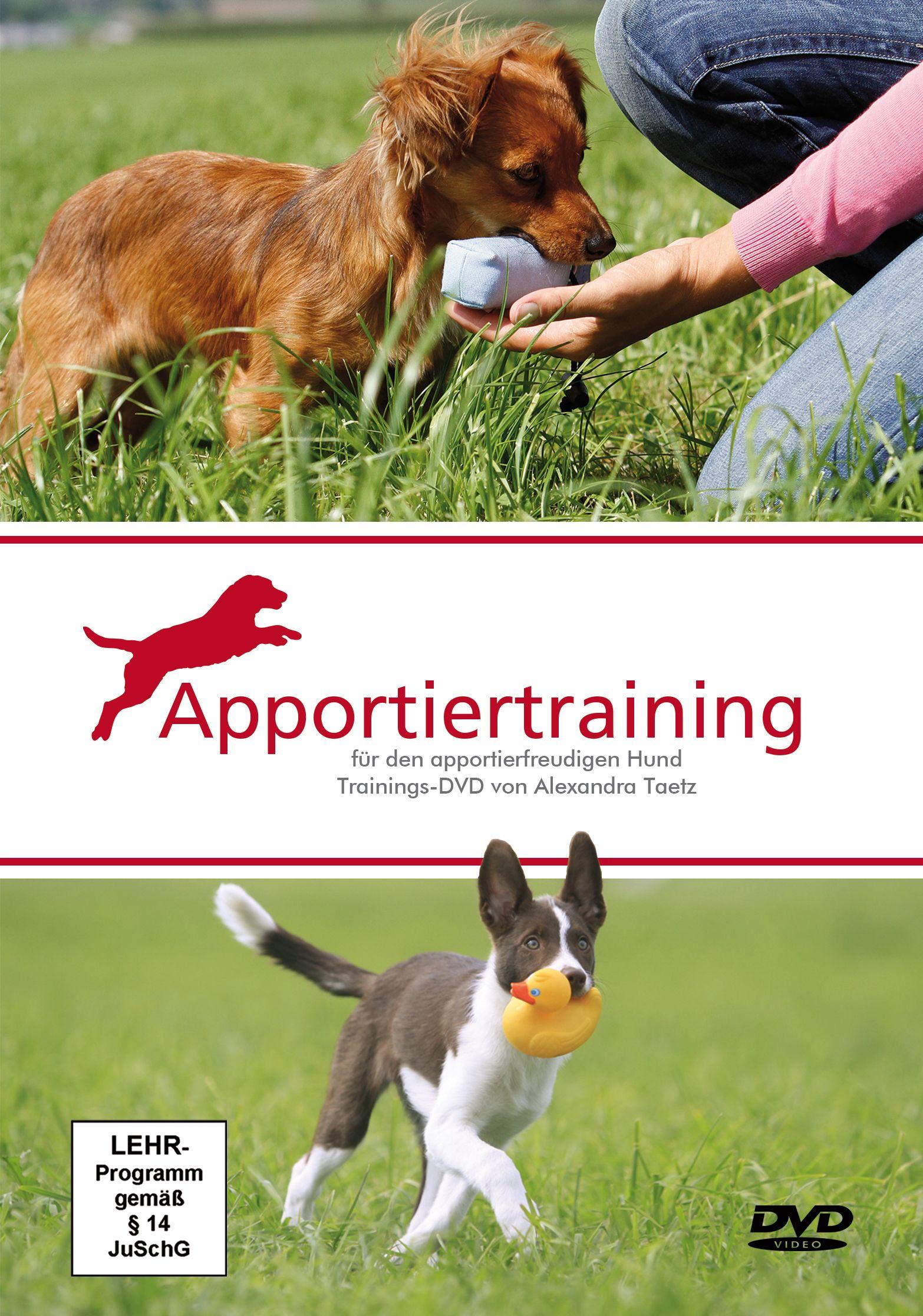 "Apportierttraining [DVD] ""Alexandra Taetz"""