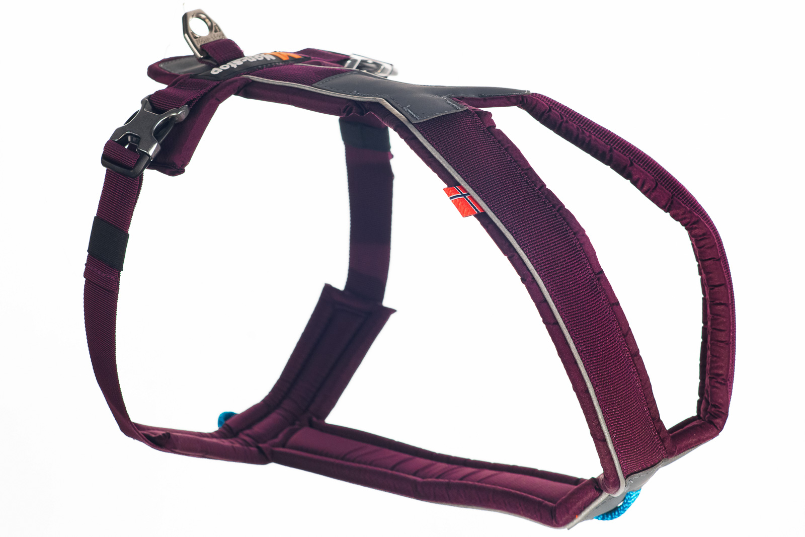 Non-stop dogwear Line Harness, purple