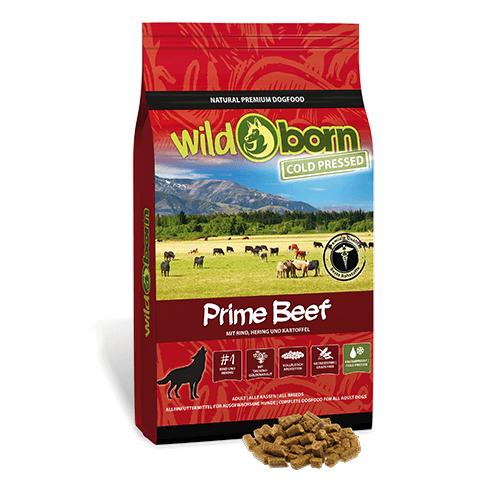Wildborn PRIME Beef 15kg