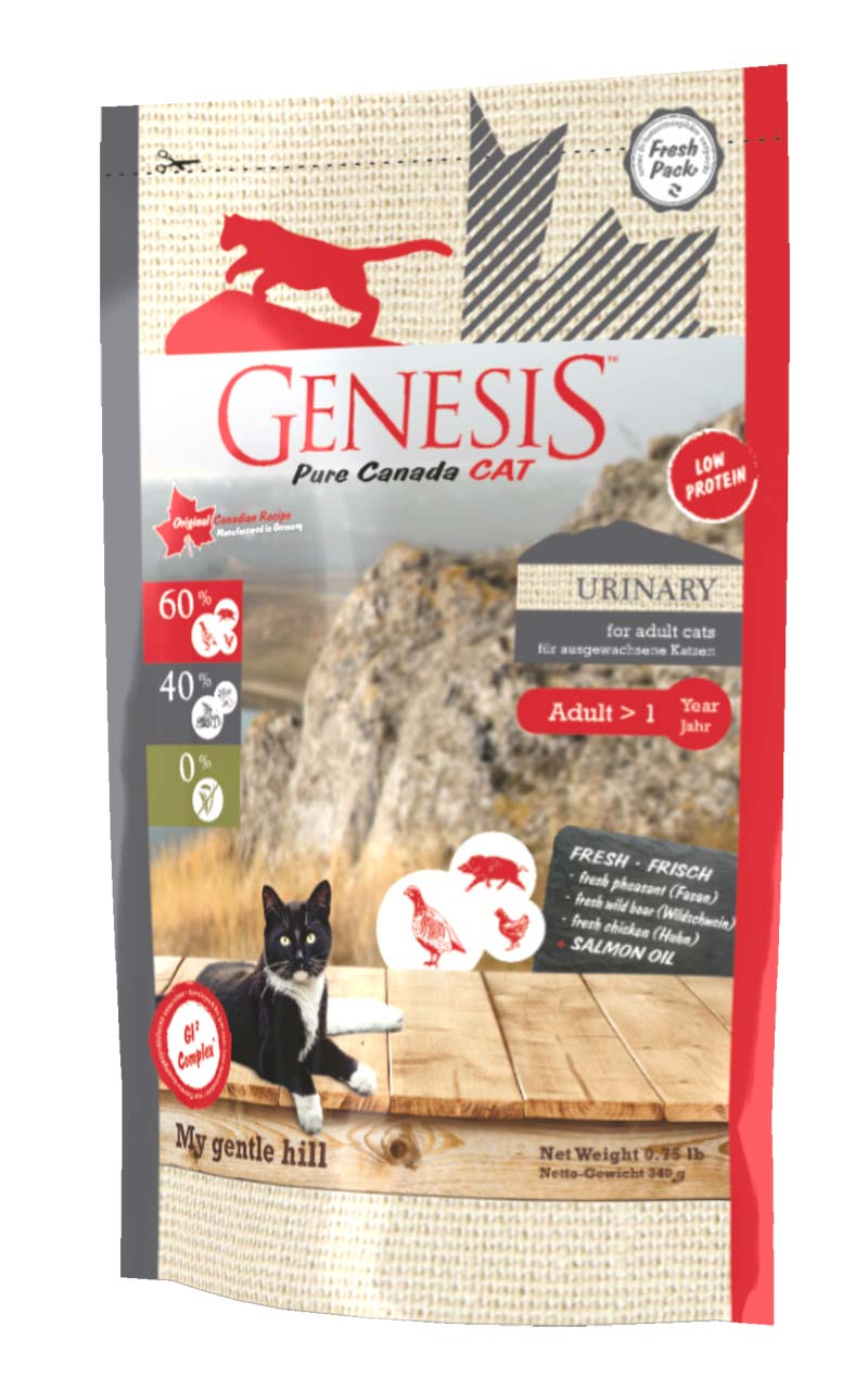 Genesis Cat my gentle hill (Urinary)