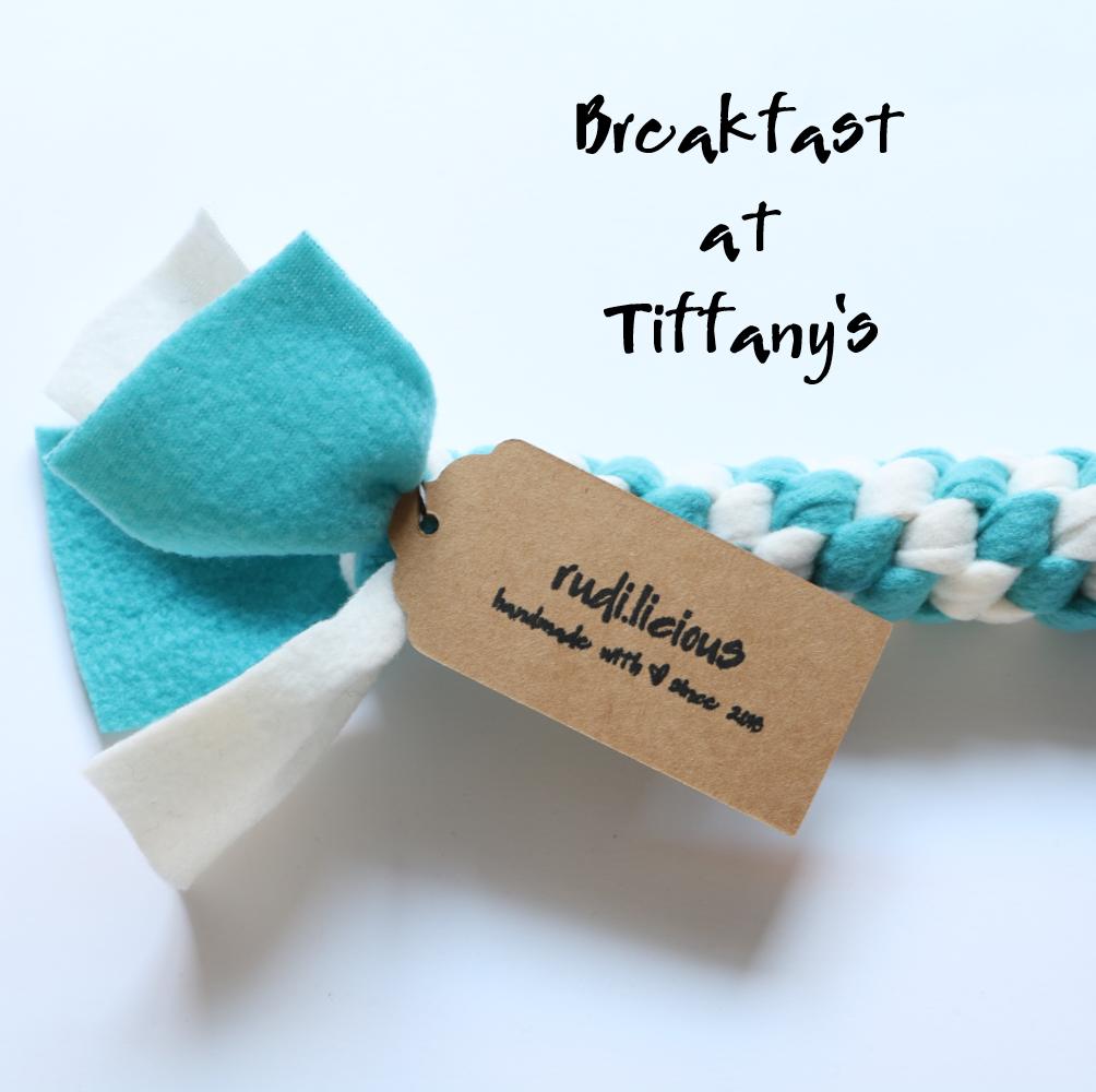 rudi.licious Öko-Tex Tauspielzeug Mini - Breakfast at Tiffany's