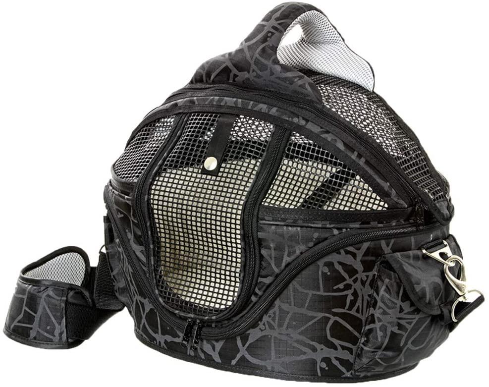 Karlie Shopper De Luxe Nylon, schwarz
