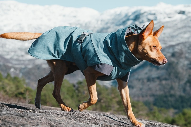 Hurtta Expedition Wintermantel, dunkelgrau