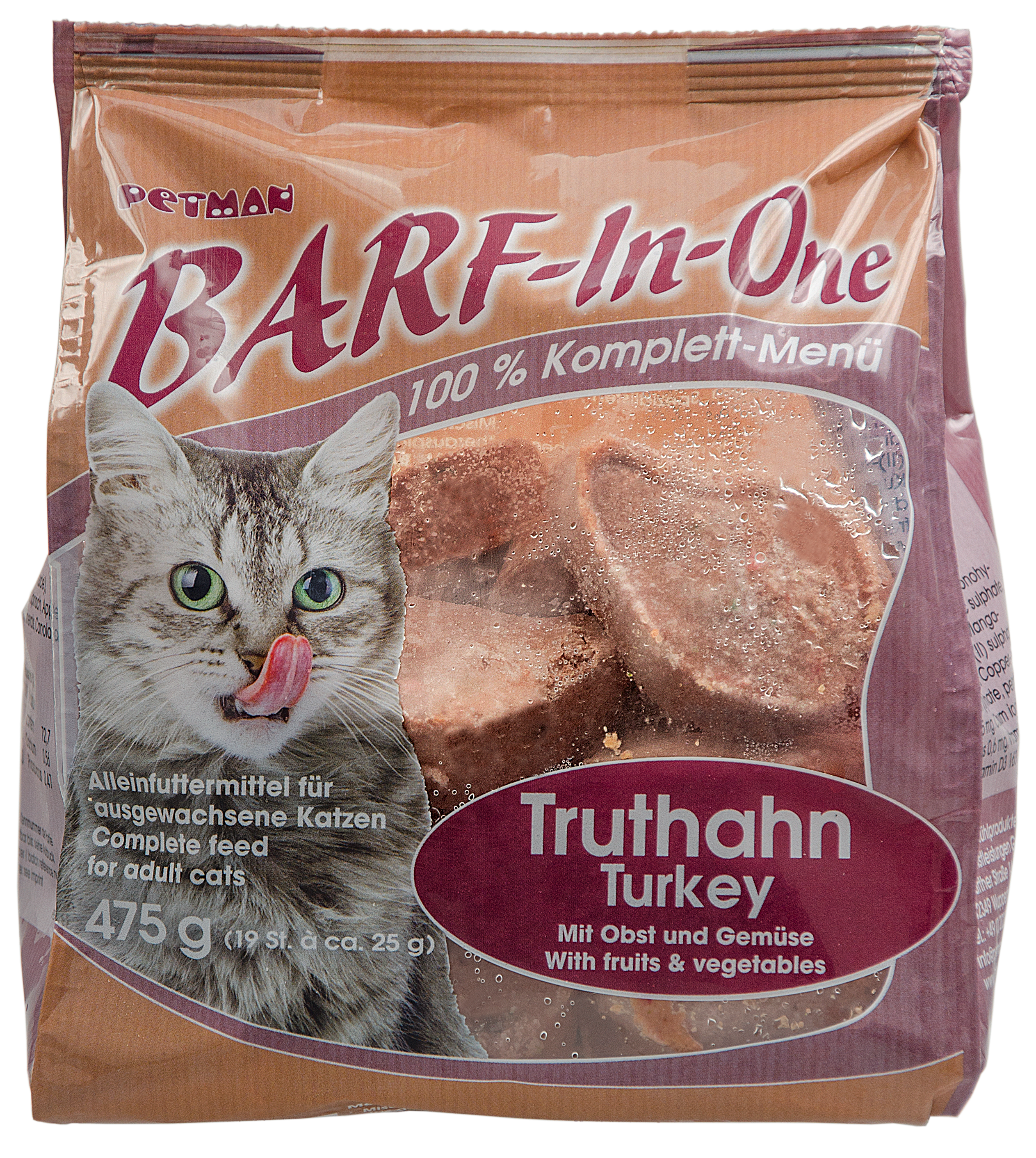 Petman Barf-In-One 475g