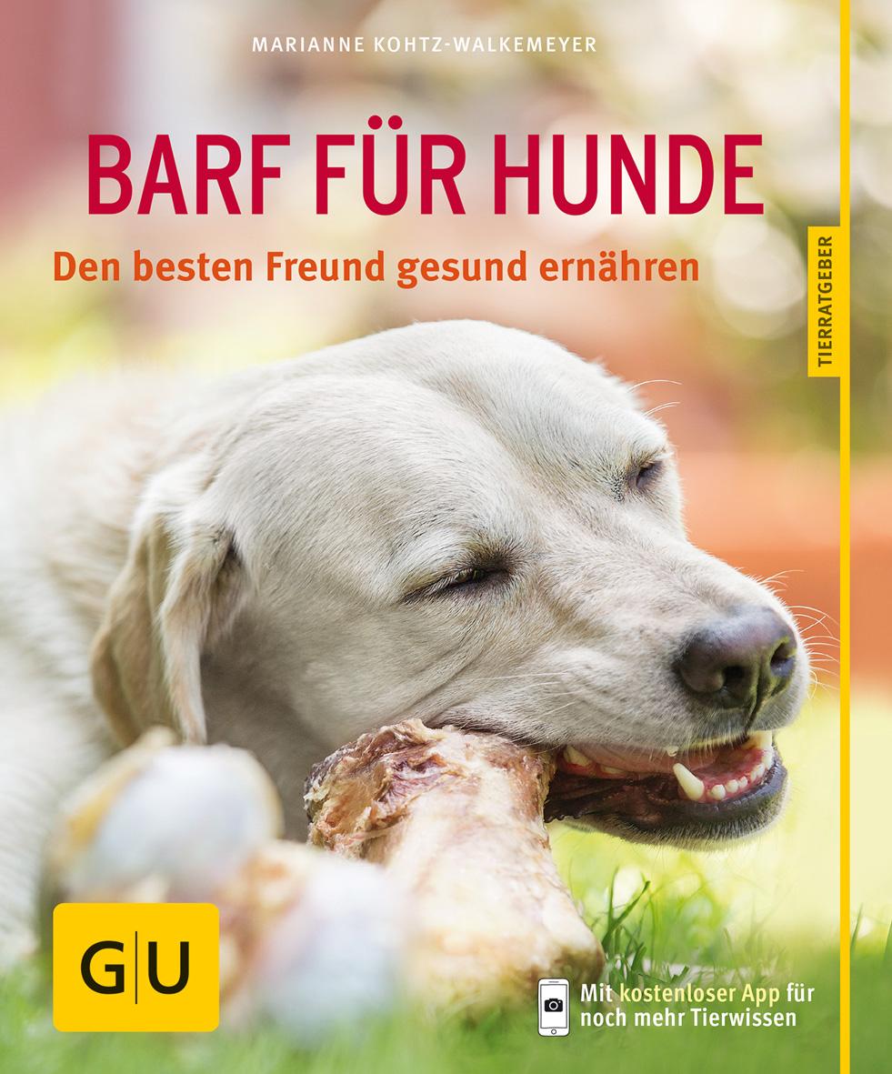 """BARF für Hunde """"Marianne Kohtz-Walkemeyer"""""""