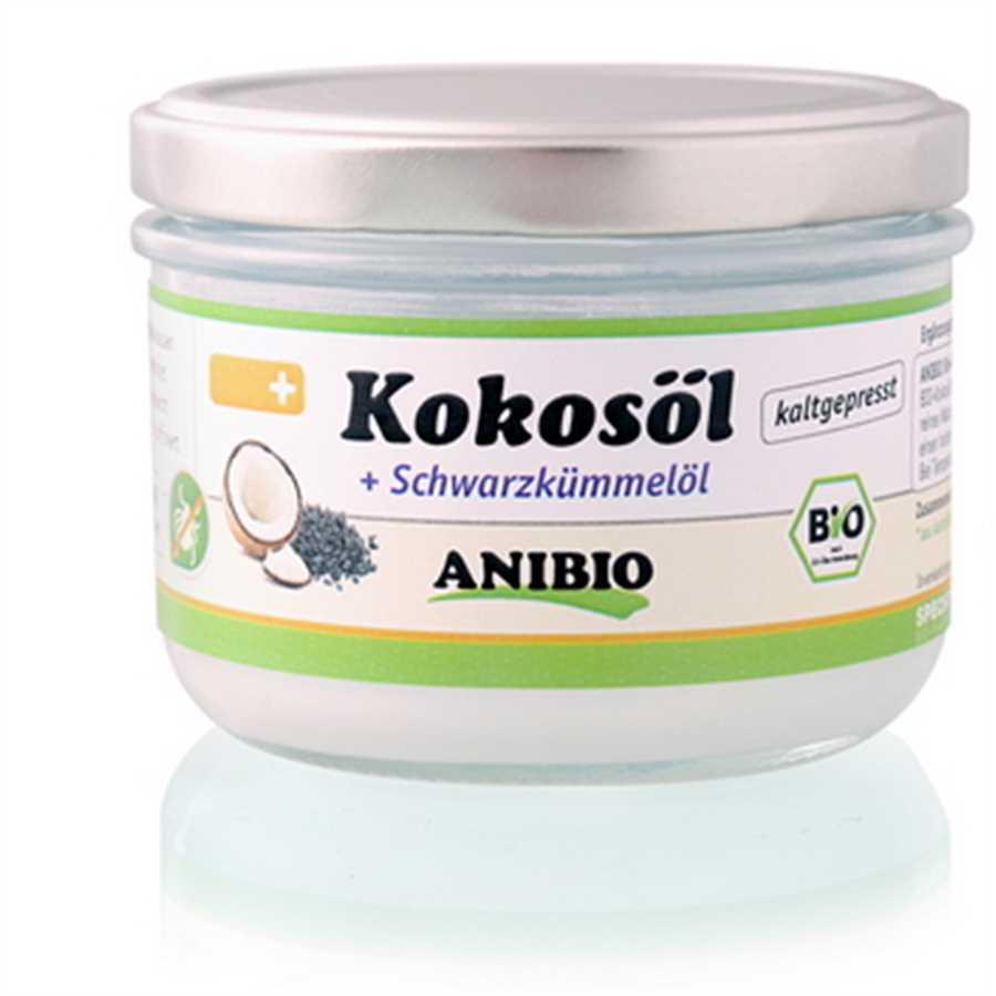 Anibio Kokosöl plus im Glas