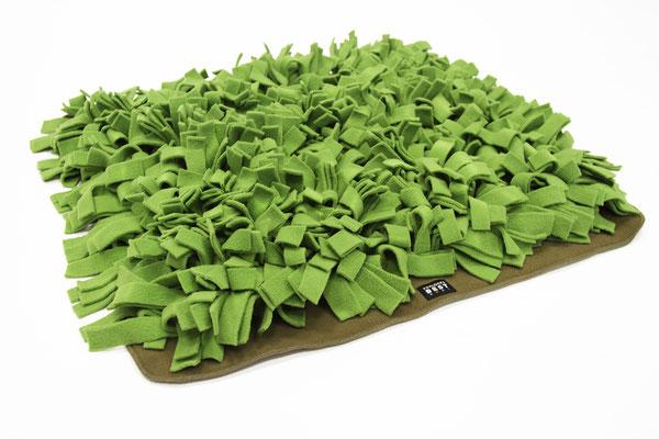 Knauder's Best Schnüffelrasen ® 60 x 60cm grün / braun