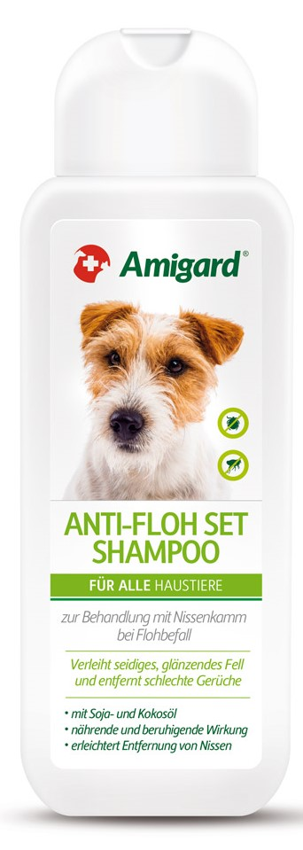Amigard Anti-Flohset Shampoo 250ml
