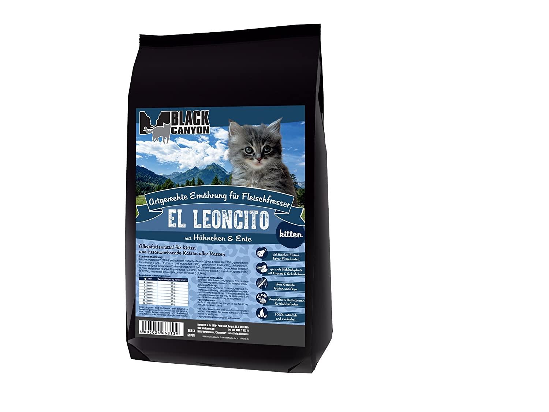 Black Canyon KittyEl Leoncito mit Hühnchen & Ente