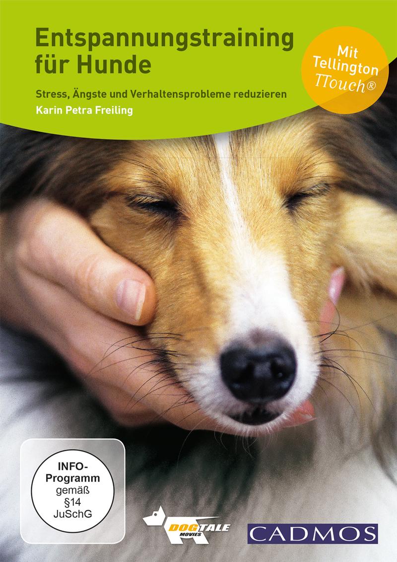 "Cadmos - DVD: Entspannungstraining für Hunde ""Freiling"""