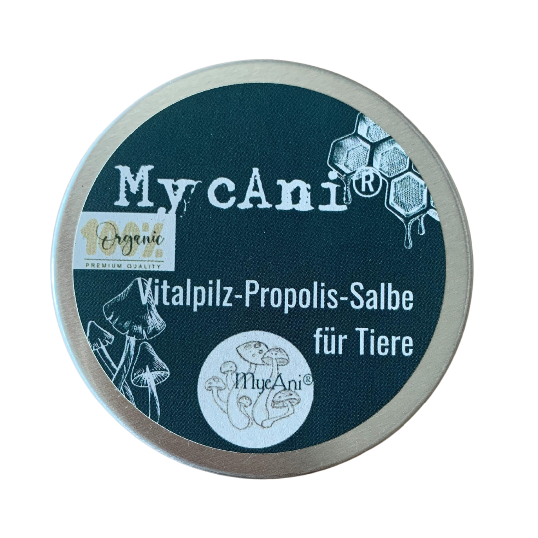 "MycAni Vitalpilz-Propolis ""Salben-Gedöns"" 50ml"