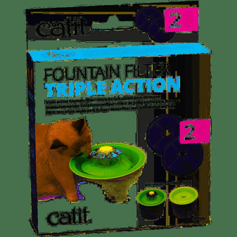 Hagen Catit 2.0 Triple Action Filter