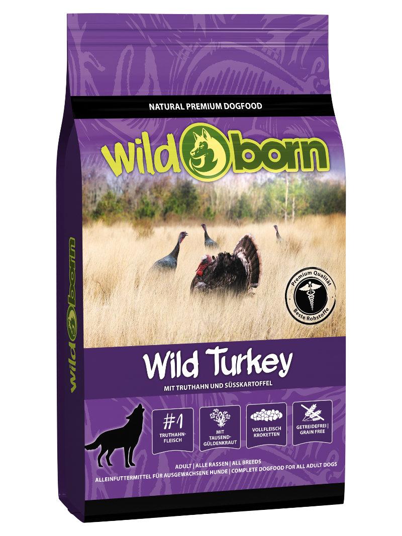 Wildborn Wild Turkey