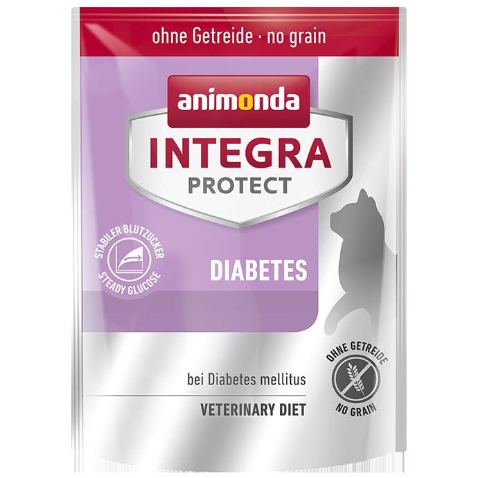 Animonda Integra Katze Trockenfutter Diabetes getreidefrei 300g