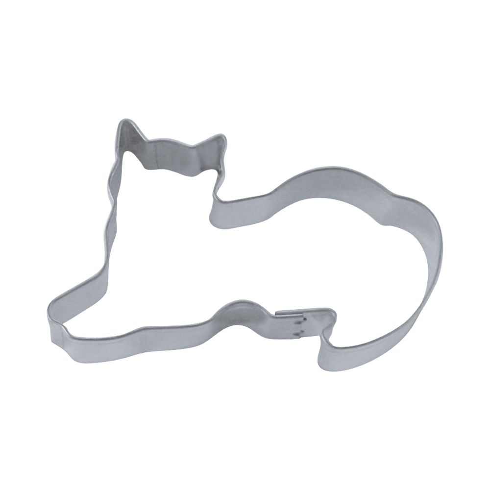 Städter Ausstechform Katze ca. 6cm liegend