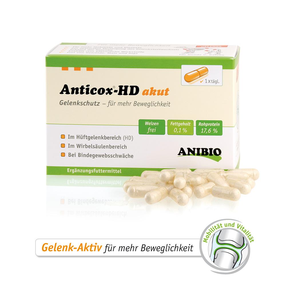 Anibio Anticox-HD akut (50 Kapseln)