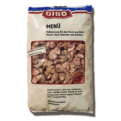 Dibo Fleisch-Menü / Vollnahrung 2000g