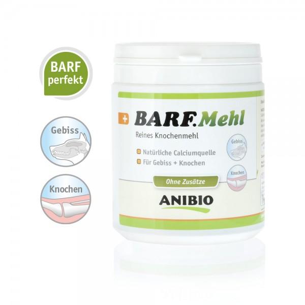 Anibio Barf Mehl (Knochenmehl vom Pferd)