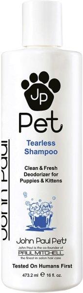 John Paul Pet® Tearless Puppy & Kitten Shampoo 473,2ml