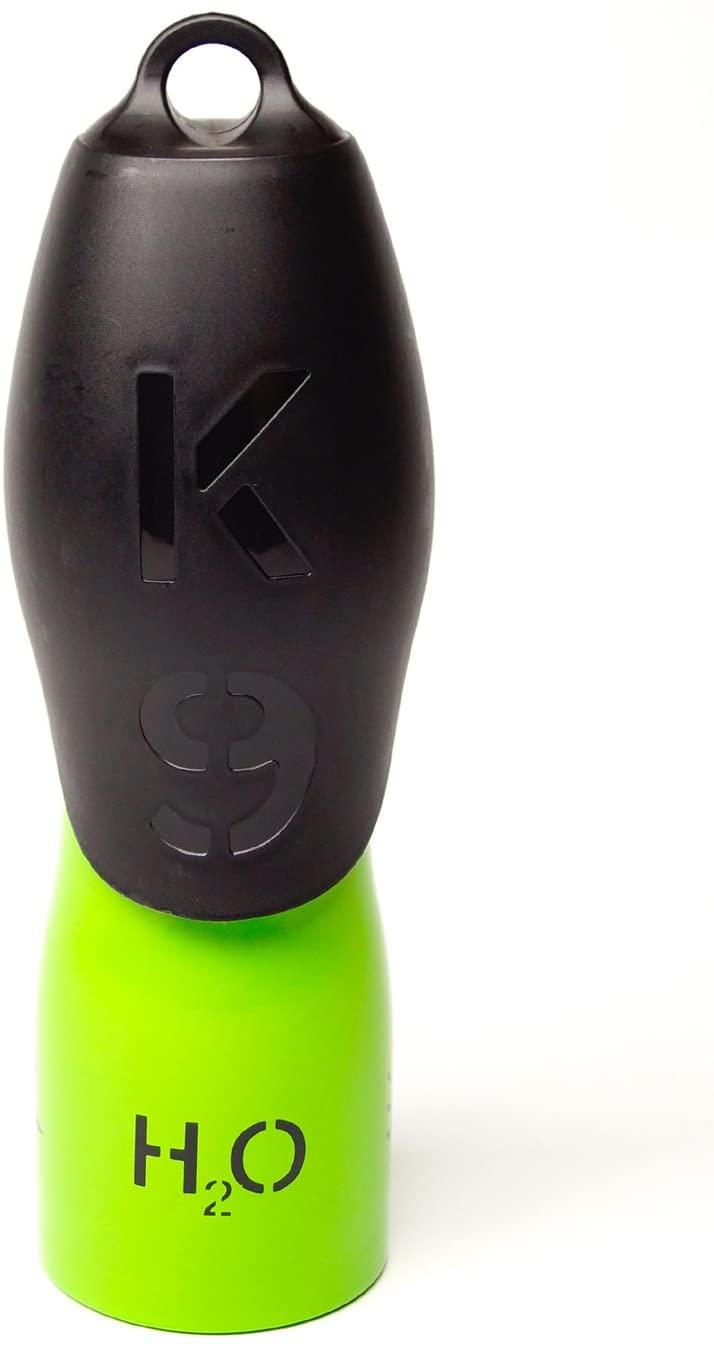 H2O4K9 Flasche mit Trinkbecher 700ml