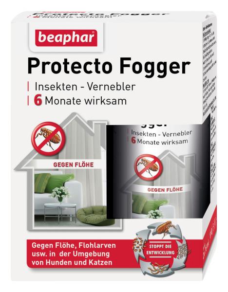 Beaphar Protecto Insekten Vernebler (Fogger) 2x75ml